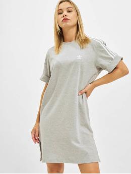 adidas Originals Kleid Tee grau