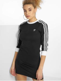 adidas originals Kleid 3 Stripes schwarz