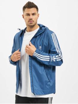 adidas Originals Kurtki przejściowe Lock Up niebieski