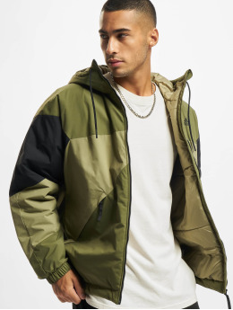 adidas Originals Kurtki zimowe BTS HD zielony