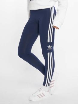 adidas originals Legging Trefoil bleu