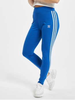 adidas Originals Legging 3-Stripes bleu