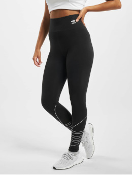 adidas Originals Legging LRG Logo schwarz