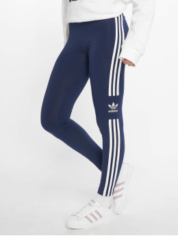 adidas originals Leggings Trefoil blå