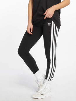 adidas originals Leggings/Treggings Classic  czarny