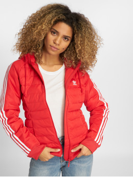 adidas originals Lightweight Jacket Slim red