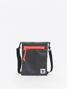 adidas Originals Lompakot Simple Pouch M harmaa