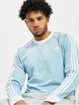 adidas Originals Longsleeve 3-Stripes blue