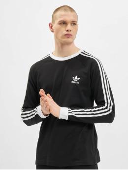 adidas Originals Longsleeve Originals 3-Stripes zwart