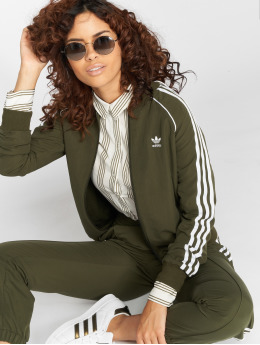 adidas originals Overgangsjakker Sst Tt Transition oliven