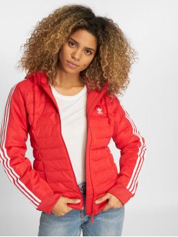 adidas originals Overgangsjakker Slim rød