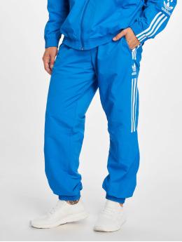 adidas originals Pantalone ginnico Woven blu