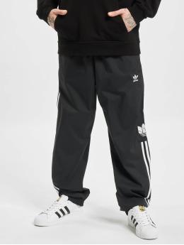 adidas Originals Pantalone ginnico 3D Trefoil 3-Stripes nero