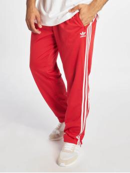 adidas originals Pantalone ginnico Firebird rosso