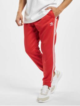 adidas Originals Pantalone ginnico SST  rosso