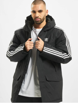 adidas Originals Parka Bunda Padded  čern