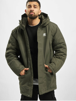 adidas Originals Parka Padded  oliva