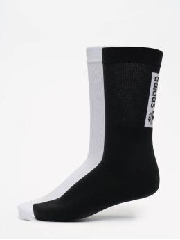 adidas originals Ponožky Thin čern
