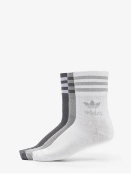 adidas Originals Ponožky Crew Socks šedá