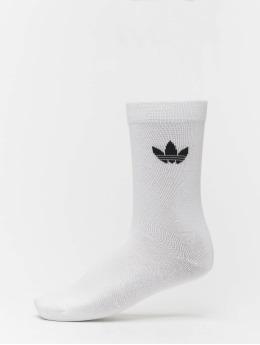 adidas originals Ponožky Thin Tref Crew biela