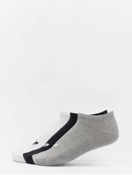 adidas Originals Ponožky Trefoil Liner biela