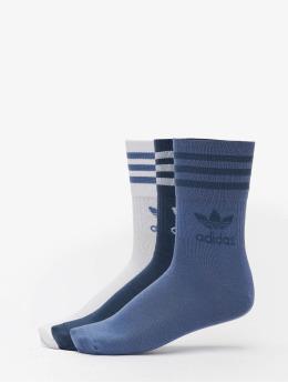 adidas Originals Ponožky 3 Pack Mix modrá