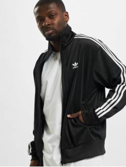 adidas Originals Prechodné vetrovky Firebird  èierna