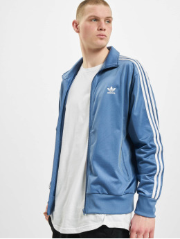 adidas Originals Prechodné vetrovky Firebird  modrá