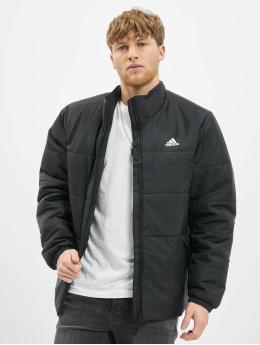 adidas Originals Prošívané bundy BSC 3-Stripes čern