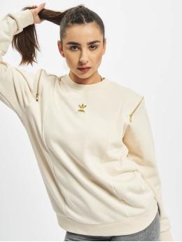 adidas Originals Pullover Crew  beige