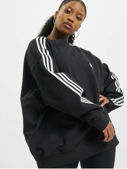 adidas Originals Pullover Oversized  black