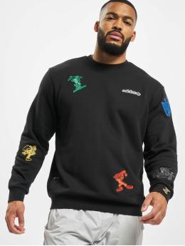 adidas Originals Pullover Goofy  schwarz