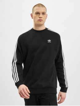 adidas Originals Pullover 3-Stripes schwarz