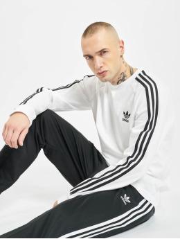 adidas Originals Pulóvre 3 Stripes  biela