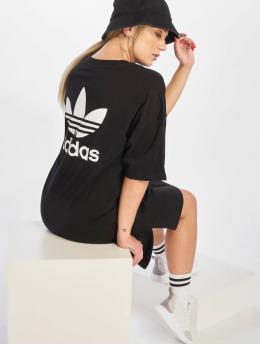 adidas Originals Robe Trefoil noir