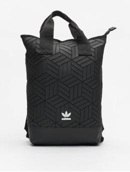 adidas Originals rugzak Roll Top 3D zwart