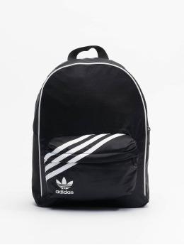 adidas Originals rugzak Nylon W zwart