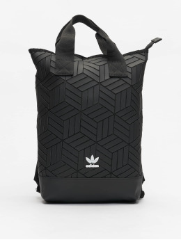 adidas Originals Ryggsekker Roll Top 3D svart