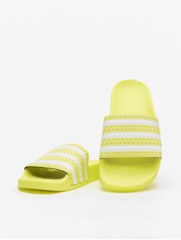 adidas Originals Sandály Adilette žlutý
