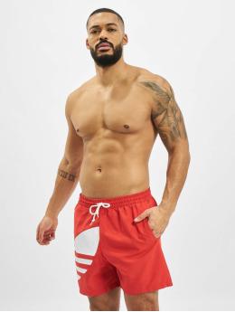 adidas Originals | Big Trefoil rouge Homme Short de bain