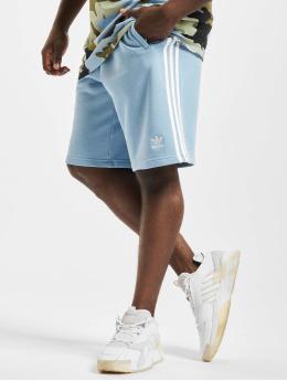 adidas Originals Shorts 3-Stripe blå