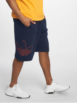 adidas originals Shorts FT OTLN blau