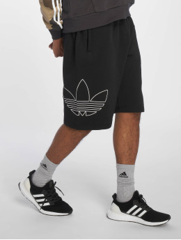 adidas originals Shorts FT OTLN schwarz