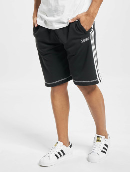 adidas Originals Shorts Contrast Stitch schwarz
