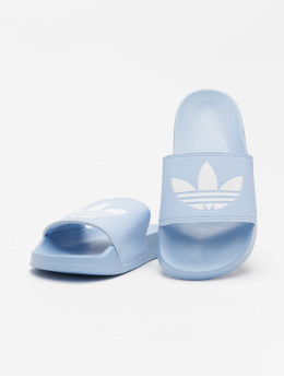 adidas Originals Slipper/Sandaal Adilette Lite blauw