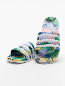 adidas Originals Slipper/Sandaal Adilette  bont
