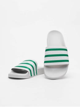 adidas Originals Slipper/Sandaal Adilette  grijs