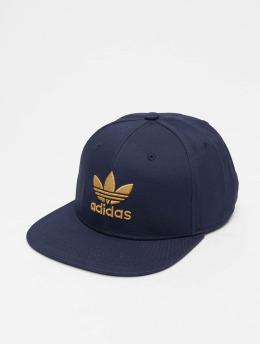 adidas originals Snapback Cap Sb Classic Tre blau