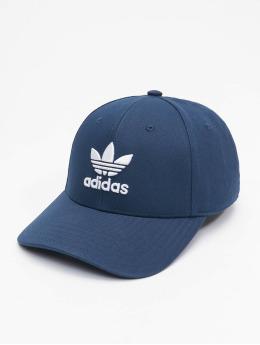 adidas Originals Snapback Cap Classic Trefoil Baseball blau