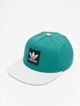 adidas originals snapback cap 2tone groen